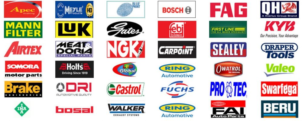 Top Brands Motor Factors Skibbereen